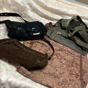 4 purse bundle closet clearance